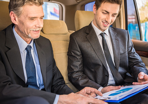 Houston Airport Transportation Chariot XXI : Corporate and Personal